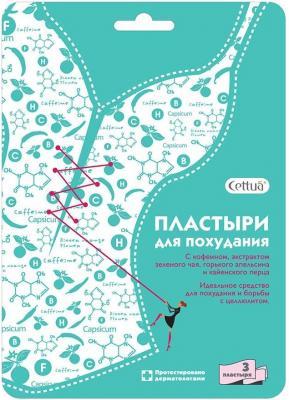 CETTUA Пластыри для похудания 3 шт трансдермальные пластыри производство индия в украине