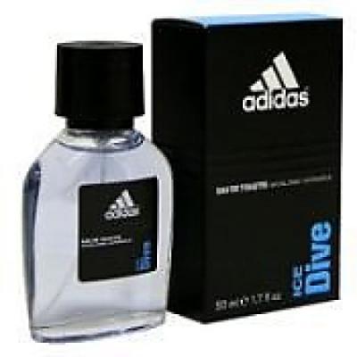 Adidas Ice Dive туалетная вода для мужчин 100мл туалетная вода 30 мл adidas туалетная вода 30 мл