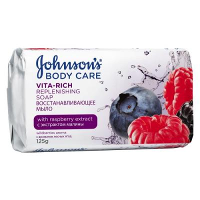 Мыло твердое Johnson's Body Care Vita-Rich 120 гр 88987 johnson s