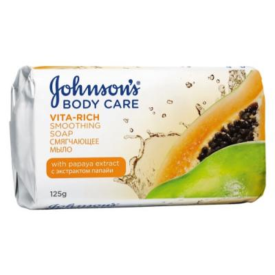 Мыло твердое Johnson's Body Care Vita-Rich 120 гр 88986 johnson s
