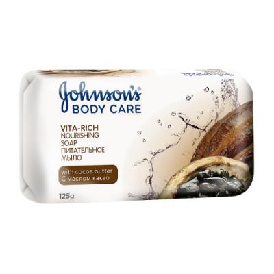 Мыло твердое Johnson's Body Care Vita-Rich 120 гр 11054 johnson s