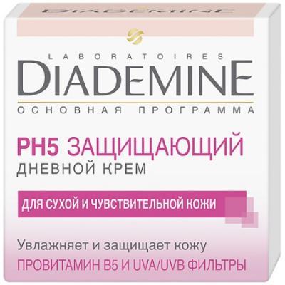 Крем для лица DIADEMINE Основная программа 50 мл дневной diademine дневной крем для лица lift мгновенный эффект антивозрастной 50 мл