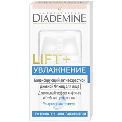 """Крем для лица DIADEMINE """"Увлажнение"""" 50 мл дневной 2083499 недорго, оригинальная цена"""