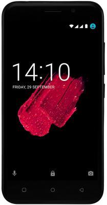 Смартфон Prestigio Grace M5 LTE 16 Гб черный (PSP5511DUOBLACK)