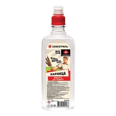СОЮЗГРИЛЬ Жидкость для розжига 0,5л от 123.ru