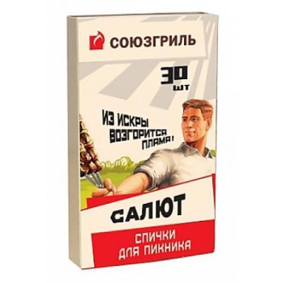 СОЮЗГРИЛЬ Спички для пикника 30 шт. от 123.ru