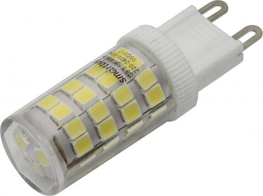 Лампа светодиодная трубчатая Smart Buy SBL-G9 5_5-40K G9 5.5W 4000K