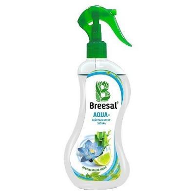 Breesal AQUA-нейтрализатор запаха Освежающий микс 375 мл