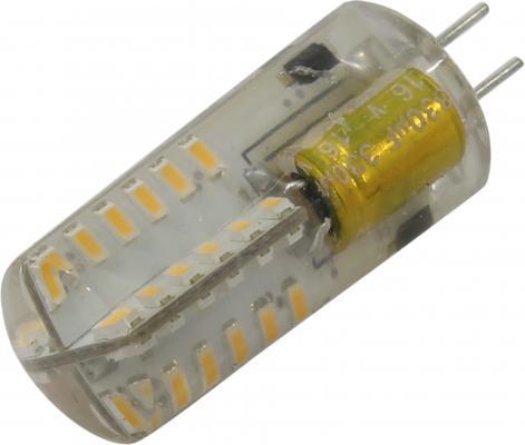 Лампа светодиодная колба Smart Buy SBL-G4 4_5-30K G4 4W 3000K бактерицидная лампа philips tuv 4w t5 g4 871150063872427