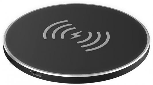 Беспроводное зарядное устройство Partner Olmio Quick Charge 10W microUSB черный ПР038528 беспроводное зарядное устройство partner olmio quick charge 10w microusb черный пр038528