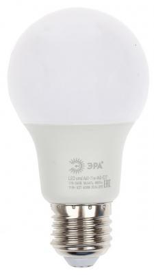 Лампа светодиодная груша Эра Эра A60-11w-827-E27 E27 11W 2700K все цены
