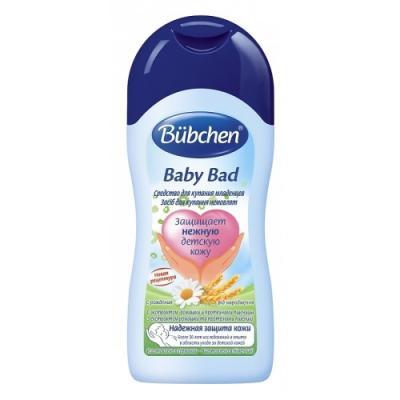 Bubchen Средство для купания младенцев 200мл средство для купания младенцев 400мл bubchen для купания