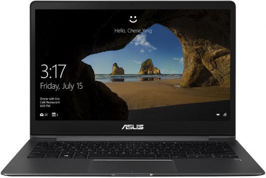 Ноутбук ASUS Zenbook 13 UX331UN-EG053T 13.3 1920x1080 Intel Core i7-8550U 90NB0GY2-M01920 ноутбук asus rog gl753vd gc140 17 3 1920x1080 intel core i7 7700hq
