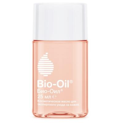 Bio-Oil Масло косметическое от шрамов растяжек неровного тона 25мл полынь настойка 25мл