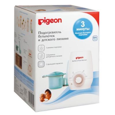 PIGEON Подогреватель бутылочек и детского питания электрический от 123.ru