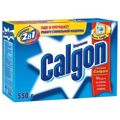 CALGON Средство для умягчения воды 2в1 550 г средство от накипи calgon 2in1 для умягчения воды 550 г