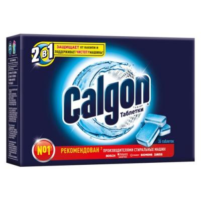 CALGON Средство для cмягчения воды 35 таблеток средство calgon д умягчения воды 12шт