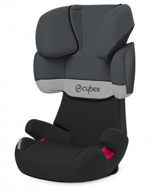 Автокресло Cybex Solution X (gray rabbit) автокресло cybex solution x2 fix gray rabbit 515117001