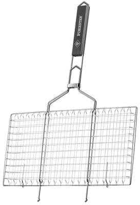 FORESTER Решетка-гриль для стейков большая 22х44 решетка гриль forester для стейков большая 22х44 bq s02