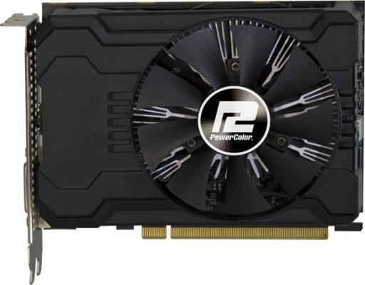 Видеокарта PowerColor Radeon RX 550 AXRX 550 2GBD5-DHA/OC PCI-E 2048Mb 128 Bit Retail (AXRX 550 2GBD5-DHA/OC) видеокарта powercolor amd radeon r7 250 axr7 250 1gbd5 hv4e oc 1гб gddr5 oc oem [axr7 250 1gbd5 hv4e oc bulk]