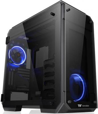 Корпус ATX Thermaltake View 71 TG Без БП чёрный CA-1I7-00F1WN-00 корпус thermaltake core v71 black ca 1b6 00f1wn 03