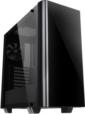 Корпус ATX Thermaltake View 21 TG Без БП чёрный (CA-1I3-00M1WN-00)