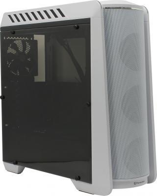 Корпус ATX Thermaltake Versa C24 TG RGB Без БП белый CA-1I6-00M6WN-00