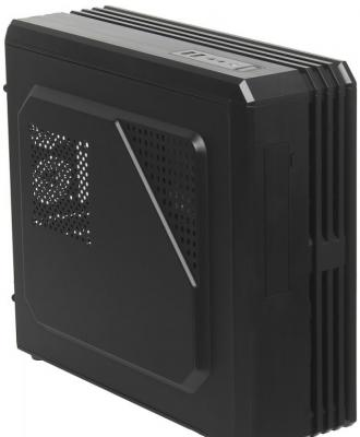 Корпус microATX Formula E-115B 350 Вт чёрный