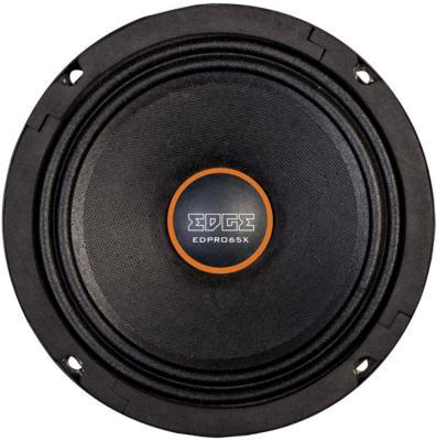 Автоакустика Edge EDPRO65X-E6 среднечастотная 1-полосная 16см 75Вт-300Вт
