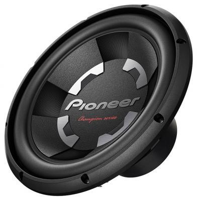 Сабвуфер Pioneer TS-300S4 динамик 12 400Вт-1400Вт 4Ом автомобильный сабвуфер бескорпусной pioneer ts w1200pro
