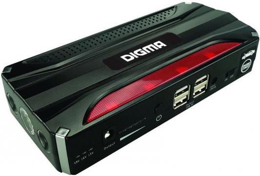 Пускозарядное устройство для автомобилей Digma DCB-160