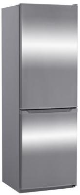 Холодильник Nord NRB 139 932 серебристый холодильник nord nrb 119 842 двухкамерный красное стекло [00000246087]