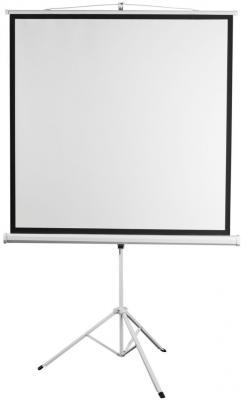 Экран переносной на штативе Digis Kontur-D DSKD-1103 150 x 150 см экран на штативе digis dskc 1103 kontur c 200x200см
