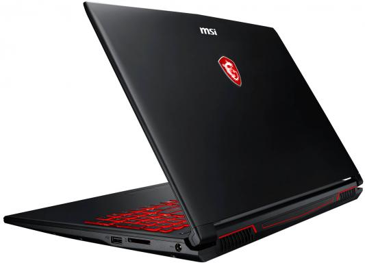 "Ноутбук MSI GL62M 7REX-2670RU 15.6"" 1920x1080 Intel Core i7-7700HQ 9S7-16J962-2670"