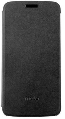 Чехол Motorola для Motorola Moto E Plus Flip Cover черный PG38C01801 чехол для motorola moto c plus flip cover черный