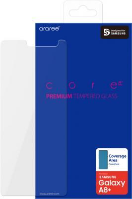 Защитное стекло Samsung GP-A730KDEEBIA для Samsung Galaxy A8+ аксессуар защитное стекло samsung galaxy a3 2017 solomon full cover black