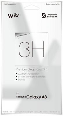 Пленка защитная прозрачная Samsung GP-A530WSEFAAA для Samsung Galaxy A8 защитная пленка liberty project защитная пленка lp для samsung b7610 матовая
