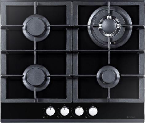 Варочная панель газовая Дарина 1Т2 С308 В черный