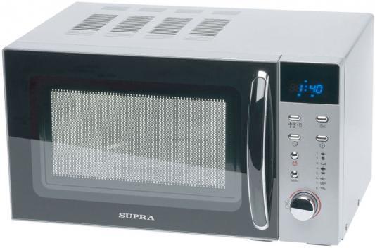 СВЧ Supra 18TS80 700 Вт серебристый телевизор supra stv lc32t700wl