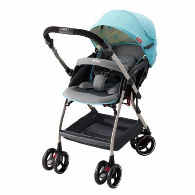 Прогулочная коляска Aprica Optia 2017-18 AB (светл бирюза) прогулочные коляски aprica luxuna air