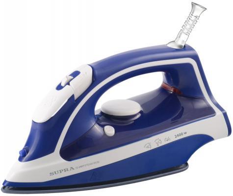 Утюг Supra IS-2407 2400Вт синий белый