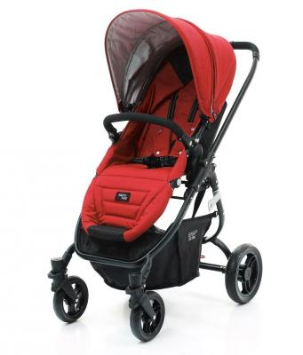 Прогулочная коляска Valco Baby Snap 4 Ultra (fire red) прогулочная коляска cool baby kdd 6795dc 1 red