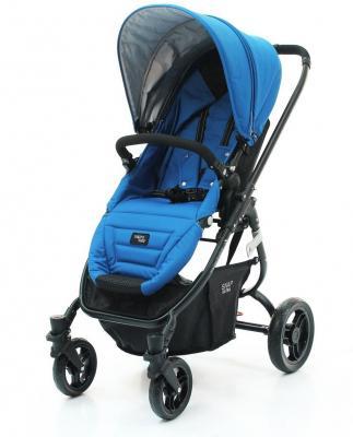 Фото - Прогулочная коляска Valco Baby Snap 4 Ultra (ocean blue) коляска прогулочная everflo safari grey e 230 luxe