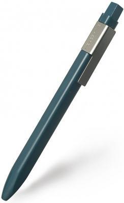 Шариковая ручка автоматическая Moleskine Classic Click черный 1 мм EW41BK710 цена и фото