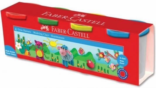 Faber-Castell 4 цвета