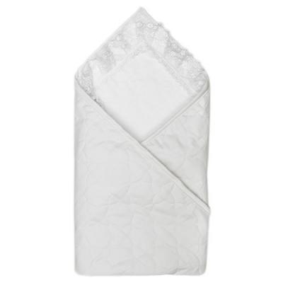 Конверт-одеяло Сонный Гномик Ласточка (белый) сонный гномик комбинезон трансформер бамбино белый