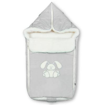 Конверт Сонный Гномик Зайчик (серый) сонный гномик конверт зимний норд серый