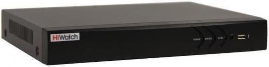 Видеорегистратор сетевой HiWatch DS-N316/2 ivue fn3104h сетевой видеорегистратор black