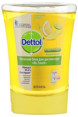 Мыло жидкое DETTOL 8054852 250 мл dove жидкое крем мыло прикосновение свежести 250 мл