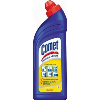 COMET Чистящий гель Лимон 500мл шумовка gipfel comet 2062 36 см черная